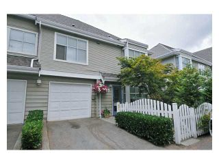 "Photo 1: 97 12099 237TH Street in Maple Ridge: East Central Townhouse for sale in ""THE GABRIOLA"" : MLS®# V843157"