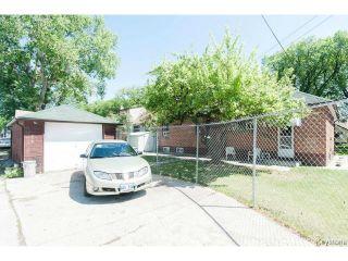 Photo 19: 736 Clifton Street in WINNIPEG: West End / Wolseley Residential for sale (West Winnipeg)  : MLS®# 1412953