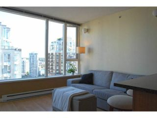 """Photo 5: 2205 1001 RICHARDS Street in Vancouver: Downtown VW Condo for sale in """"MIRO"""" (Vancouver West)  : MLS®# V1084567"""