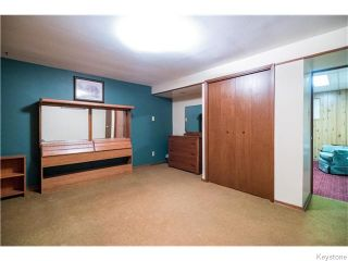 Photo 12: 406 Rouge Road in WINNIPEG: Westwood / Crestview Residential for sale (West Winnipeg)  : MLS®# 1600454