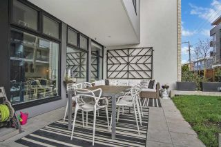 """Photo 20: 109 5080 QUEBEC Street in Vancouver: Main Townhouse for sale in """"EASTPARK"""" (Vancouver East)  : MLS®# R2551412"""