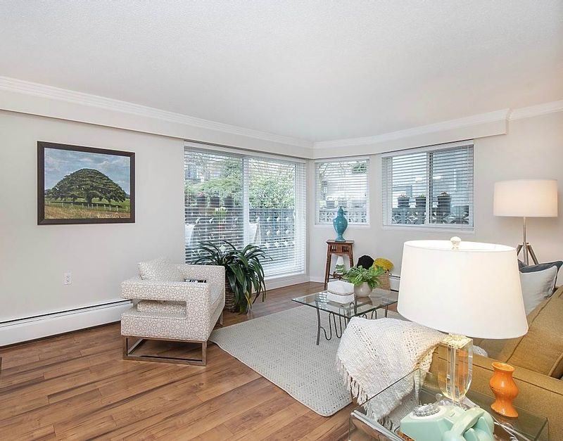 FEATURED LISTING: 102 - 2335 YORK Avenue Vancouver