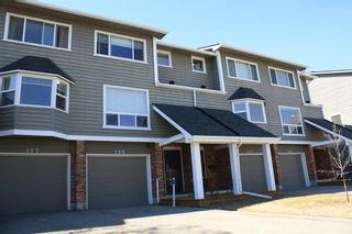 Main Photo: 155 Woodglen Grove SW in Calgary: Woodbine Row/Townhouse for sale : MLS®# A1068418