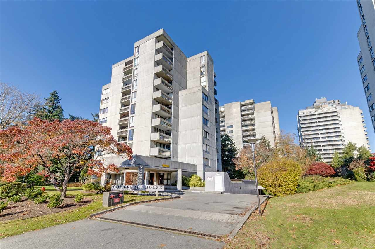 "Main Photo: 503 4105 IMPERIAL Street in Burnaby: Metrotown Condo for sale in ""Somerset House"" (Burnaby South)  : MLS®# R2534080"