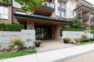 """Photo 1: 310 1150 KENSAL Place in Coquitlam: New Horizons Condo for sale in """"THOMAS HOUSE"""" : MLS®# R2297775"""