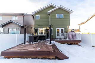 Photo 38: 27 Riviere Terrace: St. Albert House for sale : MLS®# E4229596