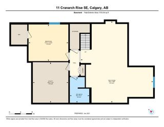 Photo 44: 11 Cranarch Rise SE in Calgary: Cranston Detached for sale : MLS®# A1061453