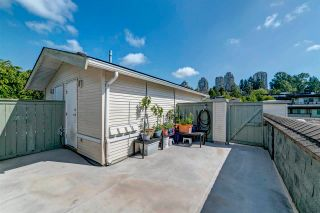 """Photo 1: 56 7488 SOUTHWYNDE Avenue in Burnaby: South Slope Townhouse for sale in """"Ledgestone I by Adera"""" (Burnaby South)  : MLS®# R2584372"""