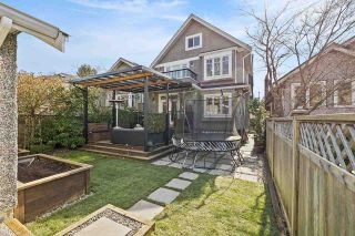 """Photo 37: 3847 W 30TH Avenue in Vancouver: Dunbar House for sale in """"WEST OF DUNBAR"""" (Vancouver West)  : MLS®# R2551536"""