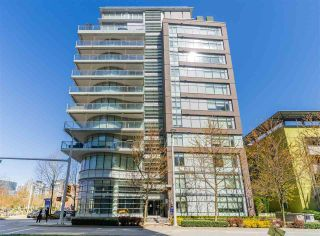 """Photo 3: 807 181 W 1ST Avenue in Vancouver: False Creek Condo for sale in """"BROOK AT THE VILLAGE"""" (Vancouver West)  : MLS®# R2567643"""