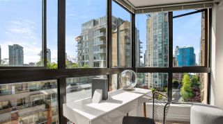 """Photo 8: 902 488 HELMCKEN Street in Vancouver: Yaletown Condo for sale in """"Robison Tower"""" (Vancouver West)  : MLS®# R2580048"""
