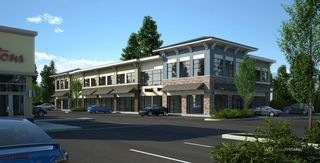 Main Photo: 120 28040 FRASER Highway in Abbotsford: Abbotsford West Office for lease : MLS®# C8036411