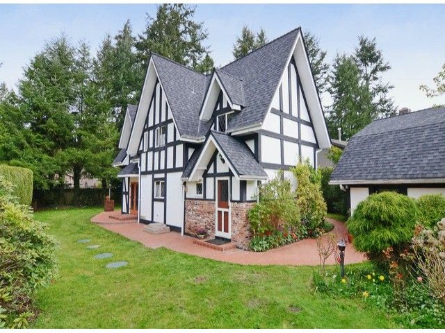 """Main Photo:  in Langley: Brookswood Langley House for sale in """"Brookswood"""" : MLS®# F1308119"""