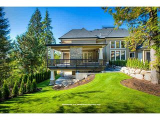 Photo 19: 2030 RIDGE MOUNTAIN Drive: Anmore Land for sale (Port Moody)  : MLS®# V1117326