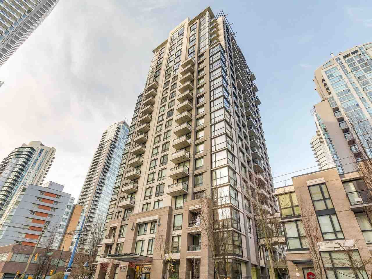"""Main Photo: 1507 1295 RICHARDS Street in Vancouver: Downtown VW Condo for sale in """"The Oscar"""" (Vancouver West)  : MLS®# R2228775"""
