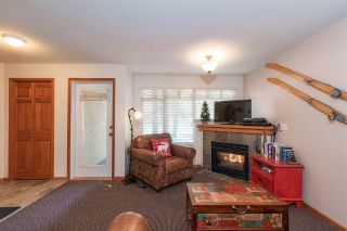 "Photo 3: 70 4335 NORTHLANDS Boulevard in Whistler: Whistler Village Townhouse for sale in ""Lagoon"" : MLS®# R2386371"
