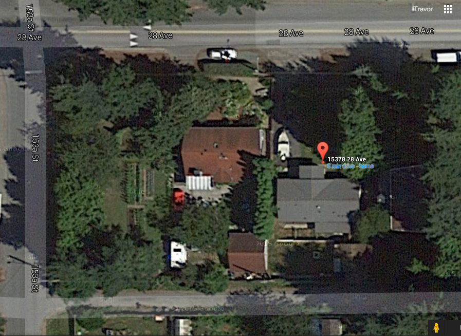 Main Photo: 15378 28th Avenue in Surrey: Land for sale