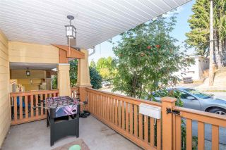 Photo 3: 2 1222 CAMERON Street in New Westminster: Uptown NW Townhouse for sale : MLS®# R2199105