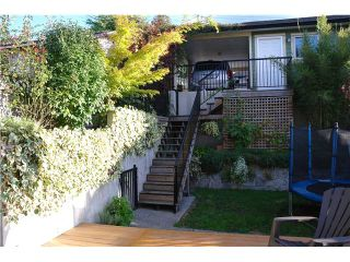 Photo 2: 322 E 4TH Street in North Vancouver: Lower Lonsdale 1/2 Duplex for sale : MLS®# V1029955
