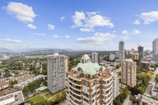 """Photo 18: 3502 5883 BARKER Avenue in Burnaby: Metrotown Condo for sale in """"ALDYNNE ON PARK"""" (Burnaby South)  : MLS®# R2507437"""