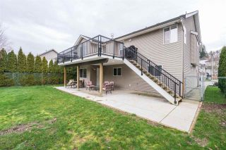 Photo 20: 4057 CHANNEL Street in Abbotsford: Abbotsford East House for sale : MLS®# R2239020