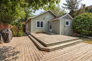 Photo 33: 907 Fifth Avenue North in Saskatoon: City Park Residential for sale : MLS®# SK872506