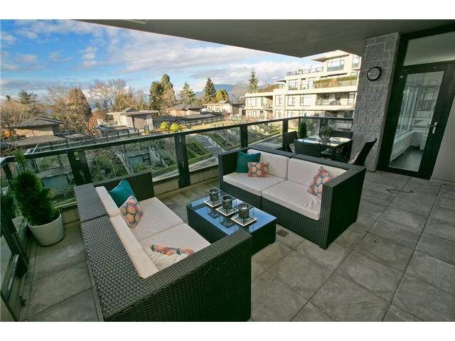 """Photo 40: Photos: 201 6093 IONA Drive in Vancouver: University VW Condo for sale in """"THE COAST"""" (Vancouver West)  : MLS®# V1047371"""
