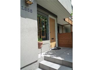 Photo 1: 1855 GREER AV in Vancouver: Kitsilano Condo for sale (Vancouver West)  : MLS®# V1068596