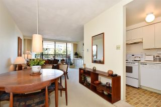 """Photo 8: 242 658 LEG IN BOOT Square in Vancouver: False Creek Condo for sale in """"HEATHER BAY QUAY"""" (Vancouver West)  : MLS®# R2404905"""