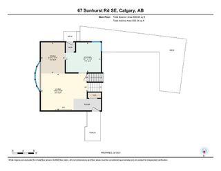 Photo 35: 67 Sunhurst Road SE in Calgary: Sundance Detached for sale : MLS®# A1131814