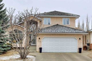Photo 1: 369 BURTON Road in Edmonton: Zone 14 House for sale : MLS®# E4235367