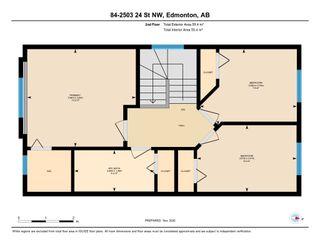 Photo 47: #84 2503 24 ST NW in Edmonton: Zone 30 House Half Duplex for sale