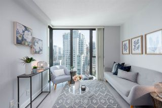 """Photo 5: 2701 1331 W GEORGIA Street in Vancouver: Coal Harbour Condo for sale in """"The Pointe"""" (Vancouver West)  : MLS®# R2571551"""