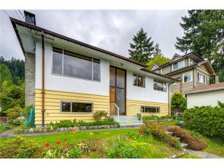 Photo 1: 4377 MOUNTAIN Highway in North Vancouver: Lynn Valley House for sale : MLS®# V1062328
