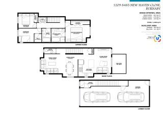 """Photo 30: 1209 8485 NEW HAVEN Close in Burnaby: Big Bend Townhouse for sale in """"McGreggor"""" (Burnaby South)  : MLS®# R2503912"""