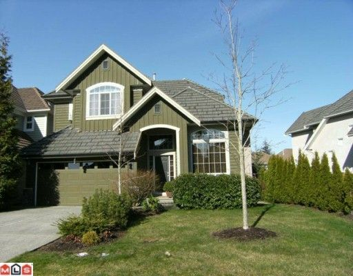 """Main Photo: 3559 ROSEMARY HEIGHTS in Surrey: Morgan Creek House for sale in """"Rosemary Heights"""" (South Surrey White Rock)  : MLS®# F1004816"""