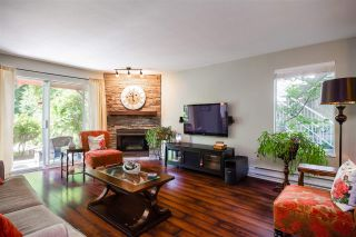 Photo 2: 22 103 PARKSIDE DRIVE in Port Moody: Heritage Mountain Townhouse for sale : MLS®# R2380672