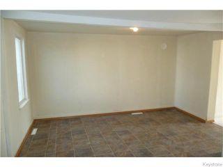 Photo 5: 613 Herbert Avenue in WINNIPEG: East Kildonan Residential for sale (North East Winnipeg)  : MLS®# 1526543