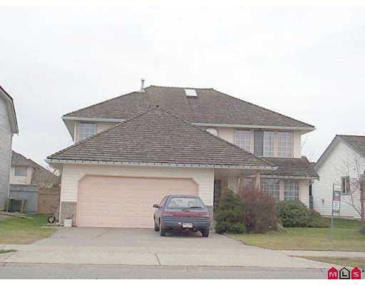 Main Photo: 6355 188 STREET in : Cloverdale BC House for sale : MLS®# F2101612