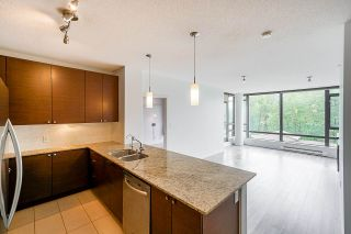 "Photo 2: 605 110 BREW Street in Port Moody: Port Moody Centre Condo for sale in ""ARIA 1"" : MLS®# R2370460"