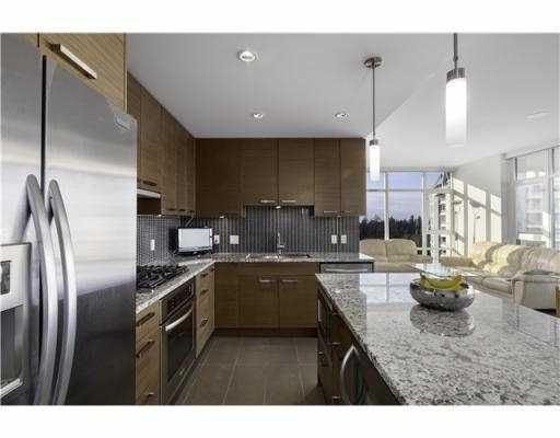 Photo 2: Photos: # 1802 6188 WILSON AV in Burnaby: Metrotown Condo for sale (Burnaby South)  : MLS®# V1065586