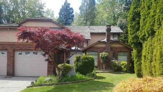 Photo 1: 7881 WOODHURST Drive in Burnaby: Forest Hills BN House for sale (Burnaby North)  : MLS®# R2576102