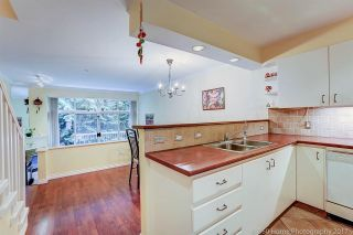 """Photo 8: 8410 CORNERSTONE Street in Vancouver: Champlain Heights Townhouse for sale in """"MARINE WOODS"""" (Vancouver East)  : MLS®# R2178515"""