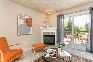 Photo 1: 215 279 SUDER GREENS Drive in Edmonton: Zone 58 Condo for sale : MLS®# E4261429