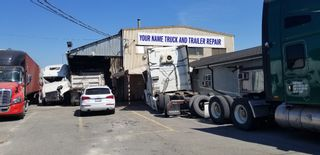 Photo 7: Truck and Trailer Repair Facility For Lease In Surrey