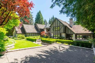 Main Photo: 2980 PALMERSTON Avenue in West Vancouver: Altamont House for sale : MLS®# R2618476