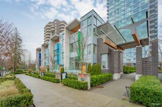 """Main Photo: 5822 PATTERSON Avenue in Burnaby: Metrotown Townhouse for sale in """"Aldynne on the Park"""" (Burnaby South)  : MLS®# R2522386"""