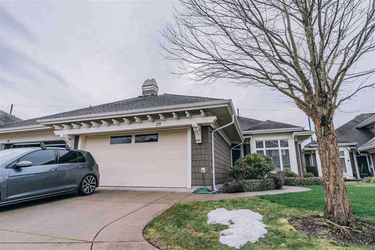 Main Photo: 29 5300 ADMIRAL Way in Ladner: Neilsen Grove Townhouse for sale : MLS®# R2539923