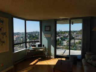 Photo 10: 1505 121 TENTH STREET in New Westminster: Uptown NW Condo for sale : MLS®# R2497853