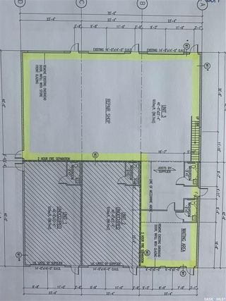 Photo 12: 3 807 South Railway Street in Warman: Commercial for lease : MLS®# SK872151